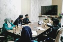 audiensi FM LOBAR Bersama Sekda Lombok Barat, H. Baehaqi